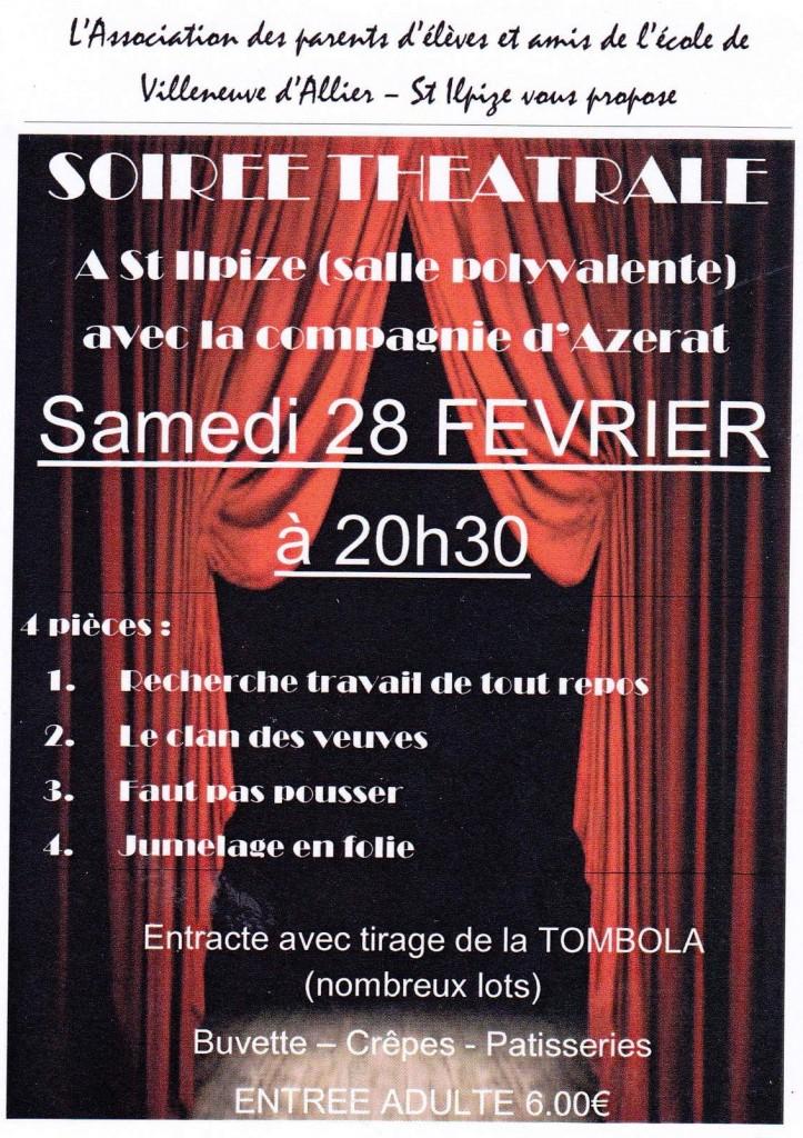 theatre 28 fevrier