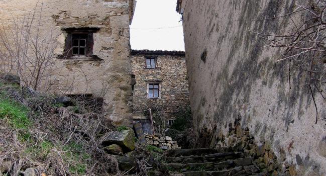 Saint-Ilpize, le bourg et les villages