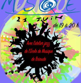 Le Fête de la Musique à Saint-Ilpize