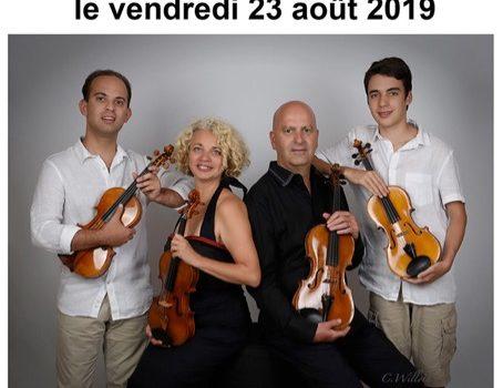 Quatuor des Ailes
