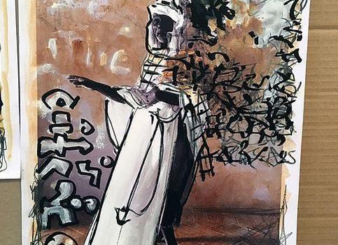 Artistes en résidence avec Diane Cazelles