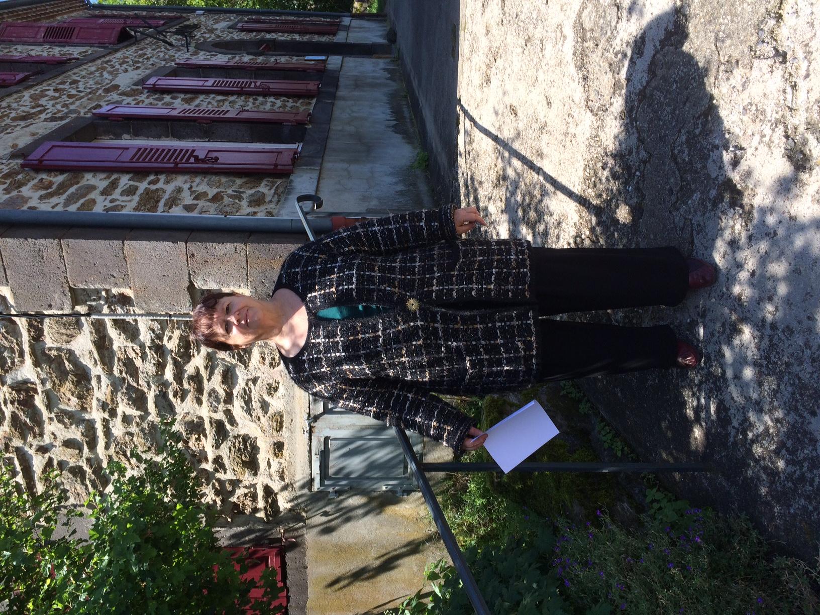 Martine Defay réélue maire