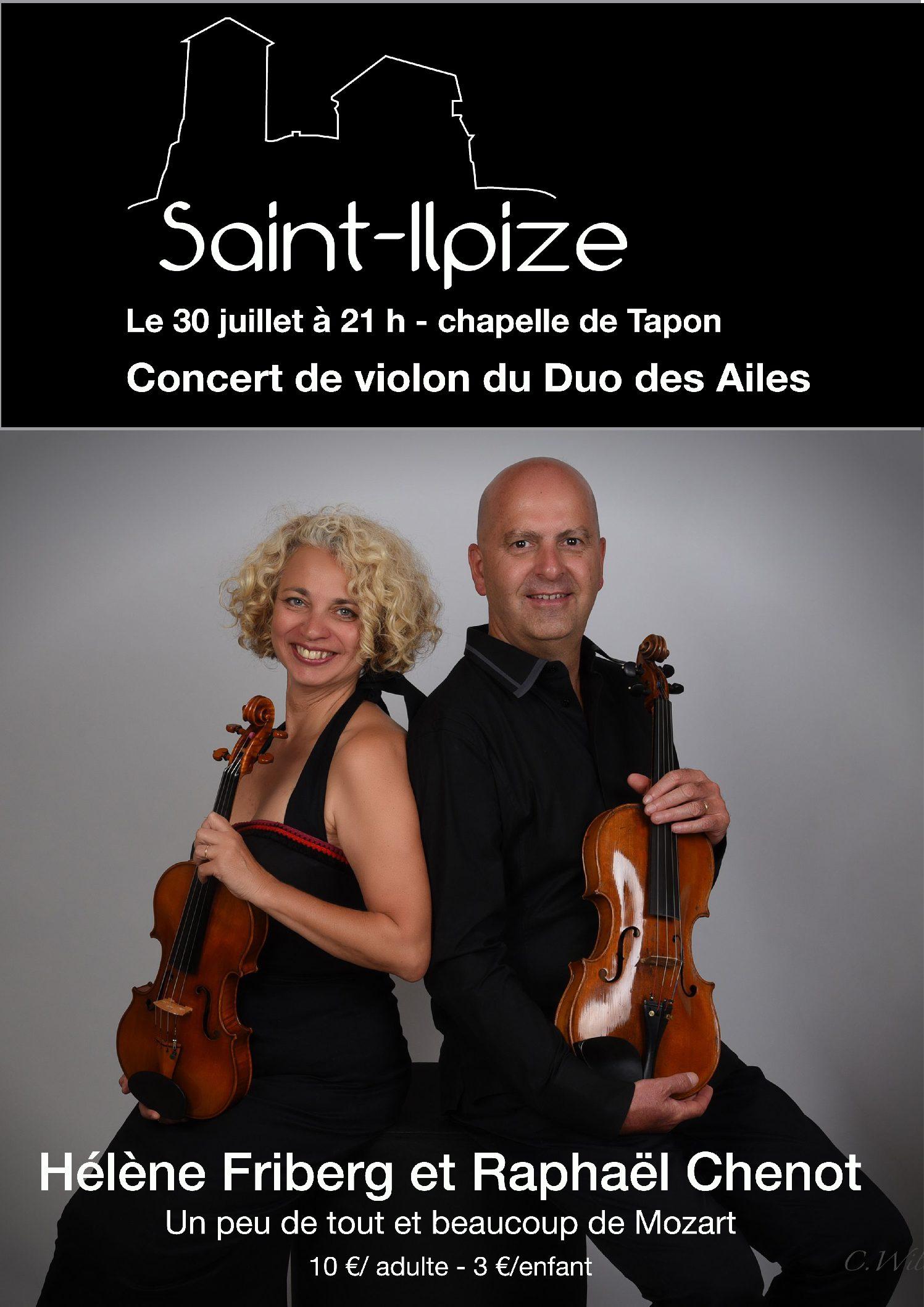 Concert : Un peu de tout et beaucoup de Mozart