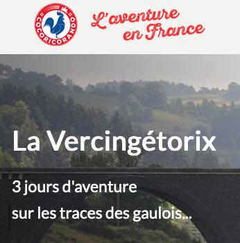 Randonnée moto La Vercingétorix